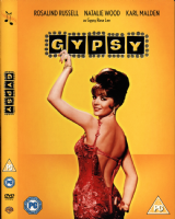 Gypsy DVD Region 2